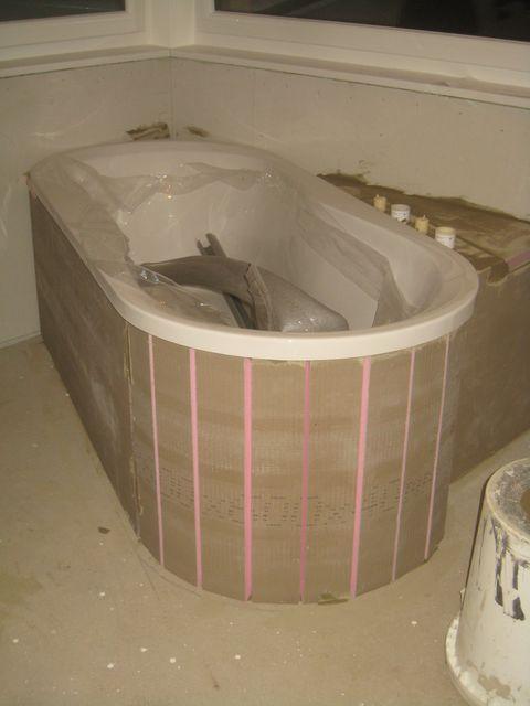 einbau badewanne raum haus mit interessanten ideen. Black Bedroom Furniture Sets. Home Design Ideas